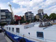 Unique Dutch Barge Residential Mooring