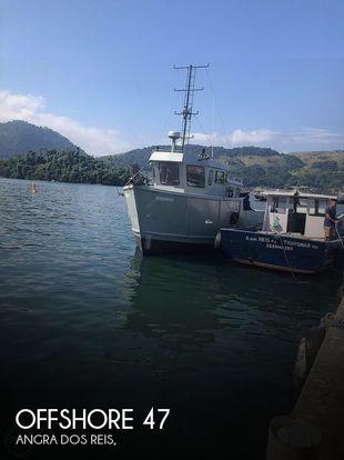 2017 Offshore 47 Supply Vessel