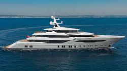NEW BUILD - Bilgin 243 74m Yacht
