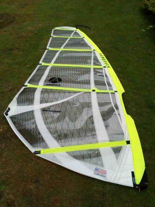 Aerotech 5 square metre sail