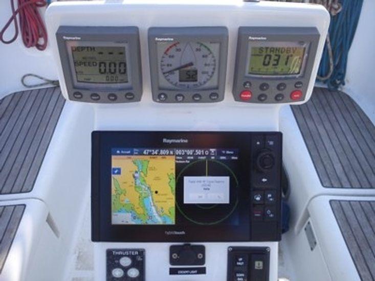 2004 OCEANIS 393