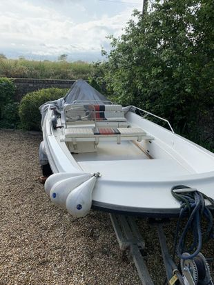14' Orkney Dory