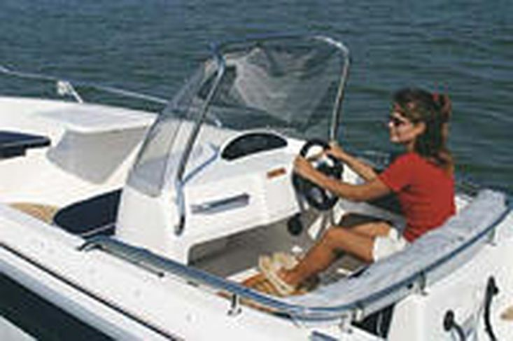 Yamarin 50 Side Console / Special
