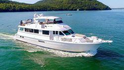 1998 Hatteras Motor Yacht