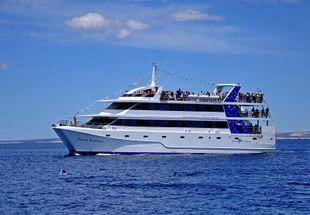 34mtr 373pax Cruise Ferry