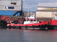 Twin Screw Delta Tug 15.75, tug  workboat  pilot boat