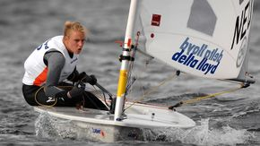Laser Radial Sailor