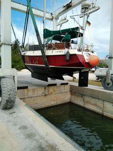 REINKE 10M  steel sailboot