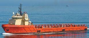 300ft Platform Supply Vessel