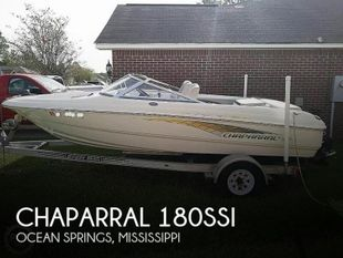 2009 Chaparral 180SSi