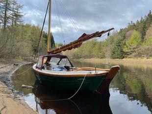 Character Boats Lune Whammel 17ft Trailer Sailer