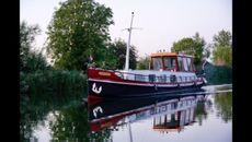 Beautiful Dutch Luxe Motor Barge
