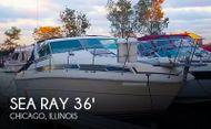1980 Sea Ray SRV 360 Express Cruiser