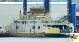 100m / 600 pax Passenger / RoRo Ship for Sale / #1074952