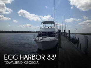 1982 Egg Harbor 33' Sedan