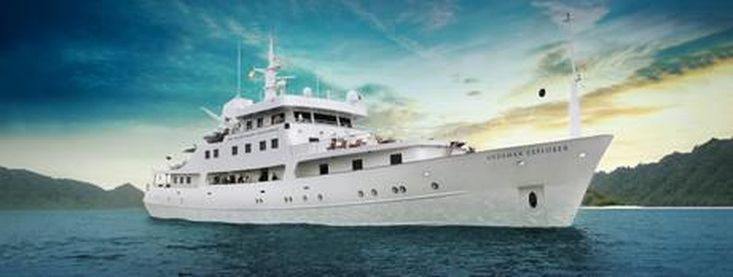 Boutique Cruise Ship Or; Family Yacht