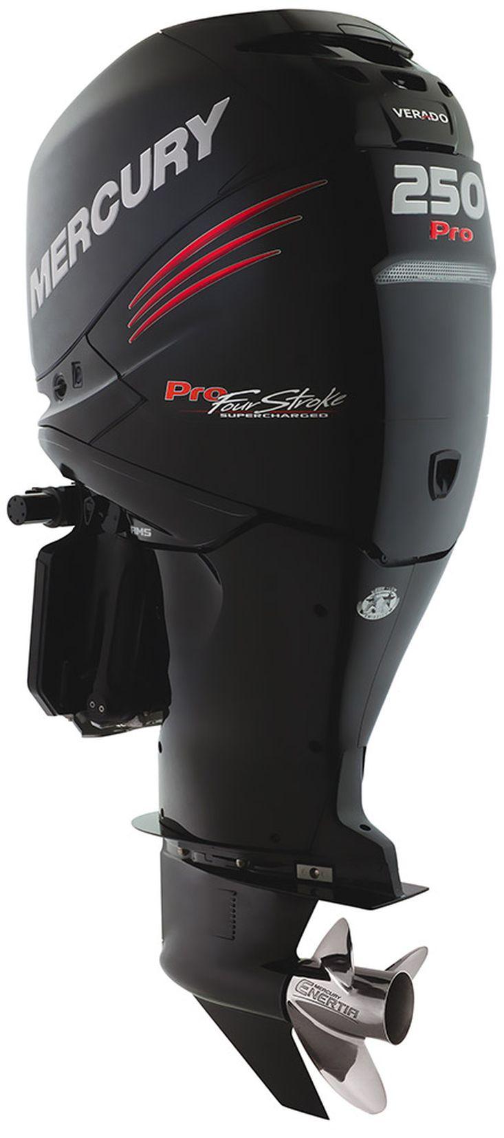 Verado 250 Pro FourStroke