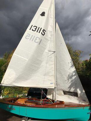 GP14 13115 Mark II Wood