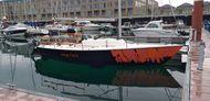 Classic Steve Jones Racing Yacht