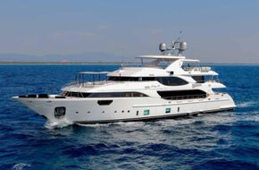 2015 BENETTI 140 FOR SALE