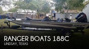 2014 Ranger Boats RT 188C