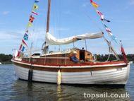 1965 Norwegian Troll 32 Motorsailer -  topsail.co.uk