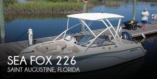 2019 Sea Fox 226 Traveler