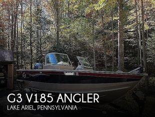 2010 G3 V185 Angler