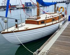 26ft. STELLA ONE-DESIGN BERMUDIAN SLOOP - excellent example