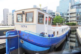 Fabulous 72' Dutch Barge with Prime London Residential Mooring