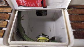 port cockpit locker