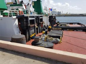 Towing winches 2