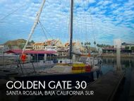 1979 Golden Gate 30