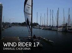 2014 Wind Rider Windrider 17
