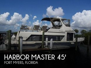 1989 Harbor Master Coastal 450