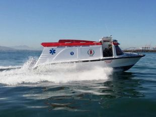 New Build Ambulance Vessel