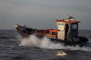 Ocean dynamics ribworker 10m diesel 430HP
