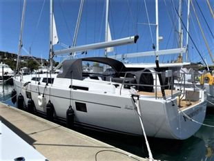 Hanse 508 Cruising Yacht