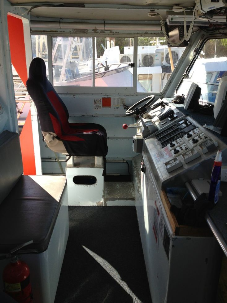 Multi Purpose  Twin Jet Catamaran