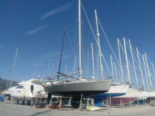 Jeanneau 44 Sun Magic ready for oceans