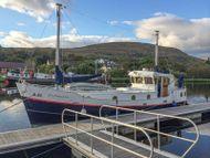 Branson Coaster 49 - Barge - Liveaboard