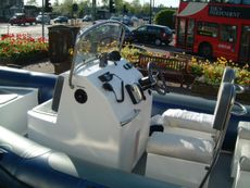 XS-600 XS-Ribs XS Side by Side Console