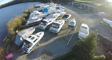 Kilmacsimon Boatyard, the ideal place to lay up your boat