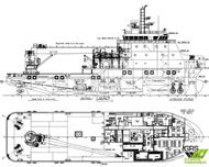 65m Offshore Support & Construction Vessel for Sale / #1095402