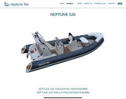 Neptune 520 RIB