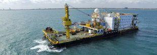 325' Accommodation Ship/Heli-Deckl