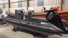 Tornado 5.4 coachboat
