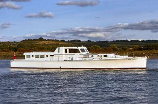 66ft. NEW YORK COMMUTER CLASSIC - COMFORTABLE LIVEABOARD