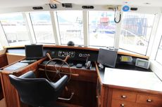 18m Pilothouse Motor Sailor