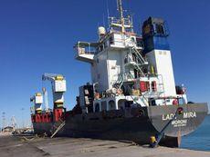 91.29m Cargo Vessel
